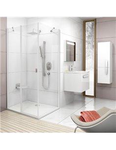 Ravak dušas stūris CRV2-100+CPS - 1