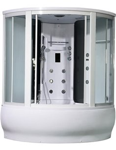 Orans dušas kabīne SR-9907 - 1