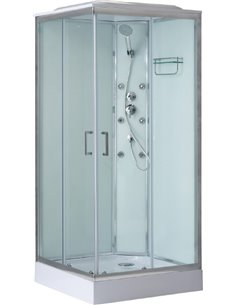 BelBagno Shower Cabine Uno Cab A 2 80 C Cr TOP - 1