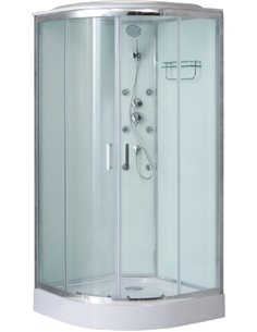 BelBagno Shower Cabine Uno Cab R 2 90 C Cr TOP - 1