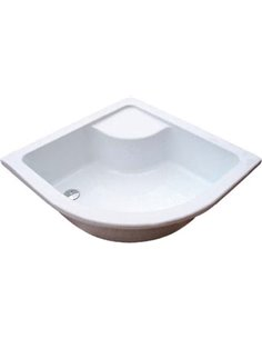 Ravak Shower Tray SABINA-80 LA - 1