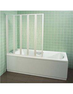 Ravak vannas aizkars VS5 - 1