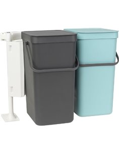 Brabantia Trash Can Sort&Go 110023 - 1