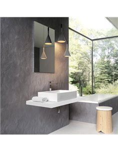 Ravak vannas istabas mēbeles Столешница I 100 - 1