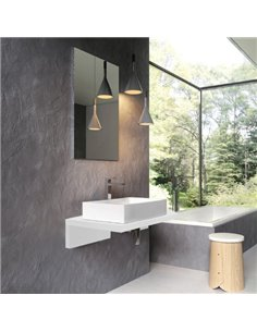 Ravak vannas istabas mēbeles Столешница L 80 - 1