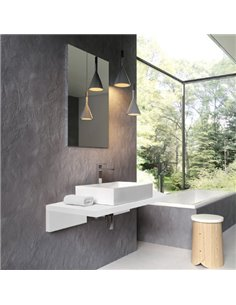 Ravak vannas istabas mēbeles Столешница L 120 - 1