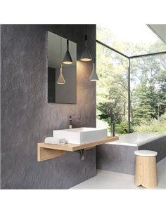 Ravak vannas istabas mēbeles Столешница L 100 - 1