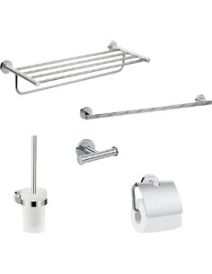 Hansgrohe Set Logis Universal Accessories (5 in 1) - 1