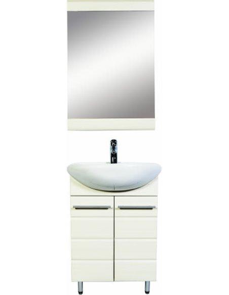 1 Orange spogulis Корро 55 - 2