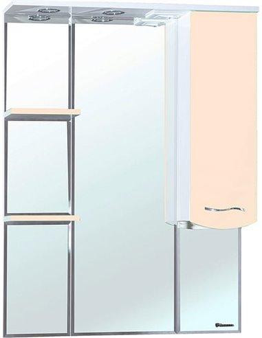 Bellezza spoguļu skapītis Мари 85 - 1