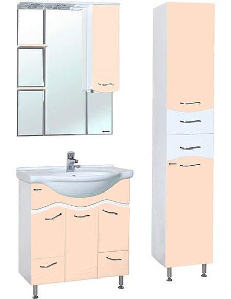 Bellezza spoguļu skapītis Мари 85 - 2
