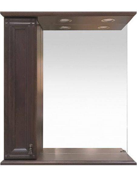 Misty spoguļu skapītis Рим 75 L - 1