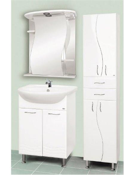Misty spoguļu skapītis Лиана 60 - 2