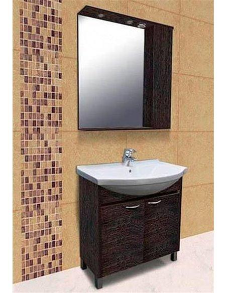Aquanet spoguļu skapītis Донна 80 - 2
