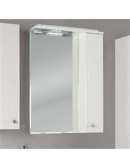 Акватон spoguļu skapītis Лиана 65 - 1