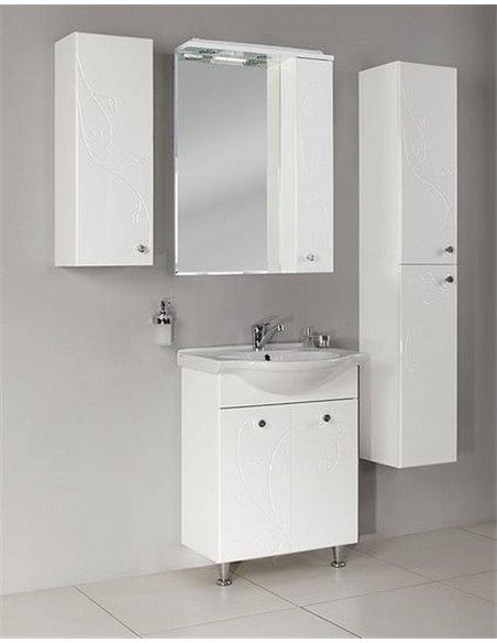 Акватон spoguļu skapītis Лиана 65 - 3