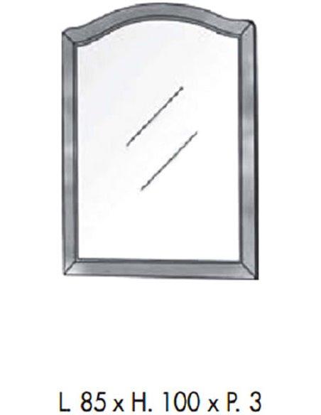 Labor Legno spogulis Victoria H0/85 патина - 3