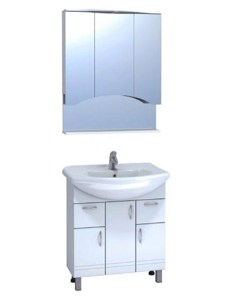 Vigo spoguļu skapītis Alessandro 10-75 - 4