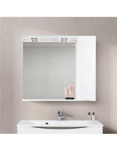 BelBagno spoguļu skapītis Marino 90 - 1