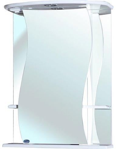 Bellezza spoguļu skapītis Лиана 55 - 1