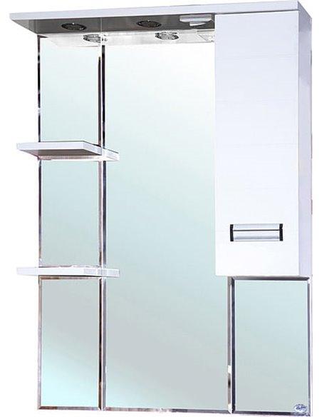 Bellezza spoguļu skapītis Сиена 80 - 1