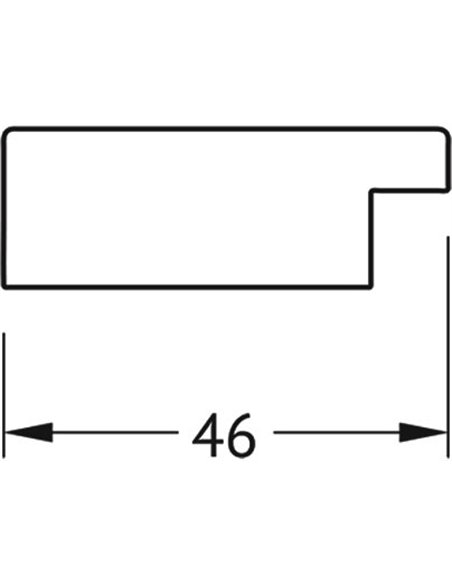 Evoform spogulis Definite BY 3324 - 4
