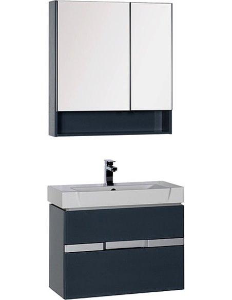 Aquanet spoguļu skapītis Виго 80 - 2