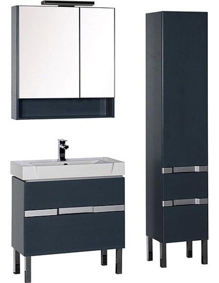 Aquanet spoguļu skapītis Виго 80 - 4