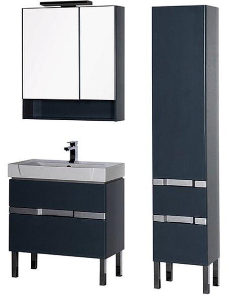 Aquanet spoguļu skapītis Виго 80 - 6