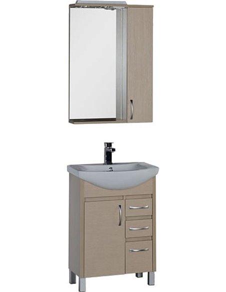 Aquanet spoguļu skapītis Донна 60 - 7
