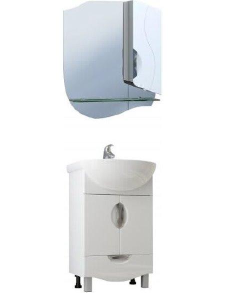 Vigo spoguļu skapītis Callao 55 - 4