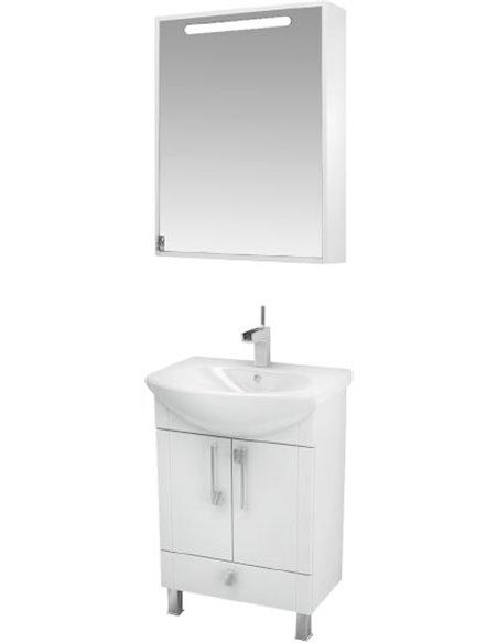 Triton spoguļu skapītis Диана 60 - 3