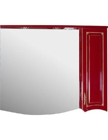 ASB-Woodline spoguļu skapītis Эмили 105 - 1