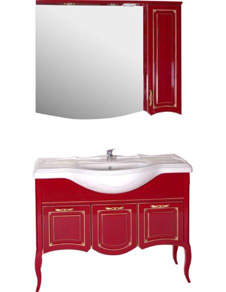 ASB-Woodline spoguļu skapītis Эмили 105 - 2