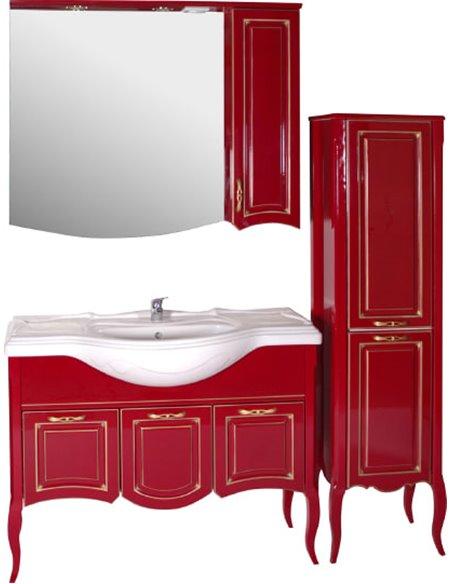 ASB-Woodline spoguļu skapītis Эмили 105 - 3