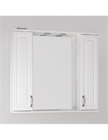 Style Line spoguļu skapītis Олеандр-2 90/С - 1