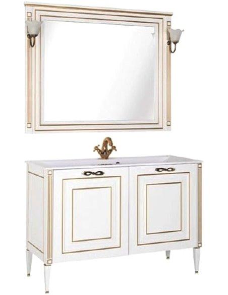 Aquanet spogulis Паола 120 - 3