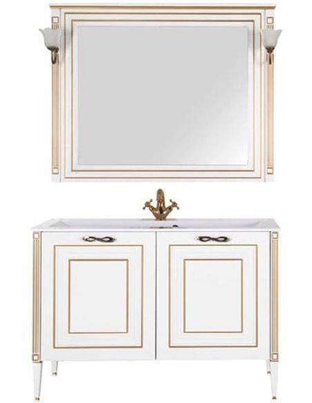 Aquanet spogulis Паола 120 - 4