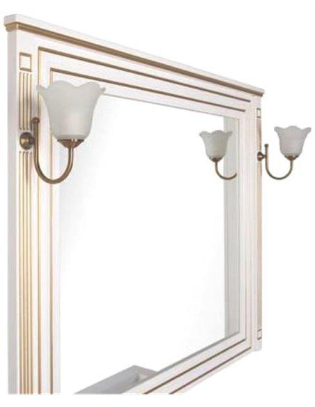 Aquanet spogulis Паола 120 - 6