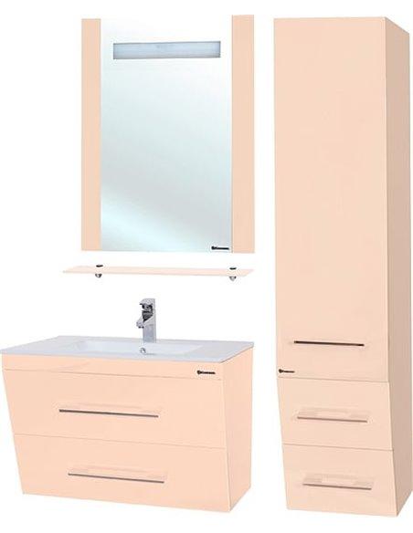 Bellezza spogulis Берта pie sienas 75 - 2