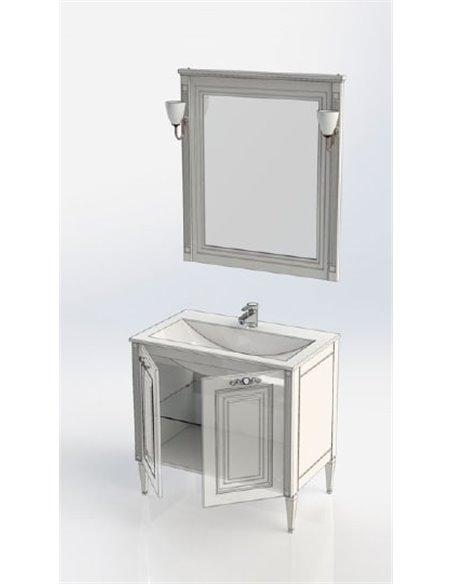 Aquanet spogulis Паола 90 - 6