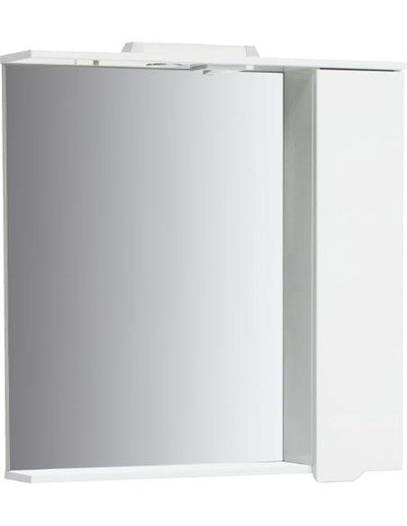 Sanstar spoguļu skapītis Bianco 80 П - 3