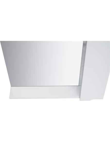 Sanstar spoguļu skapītis Bianco 80 П - 6