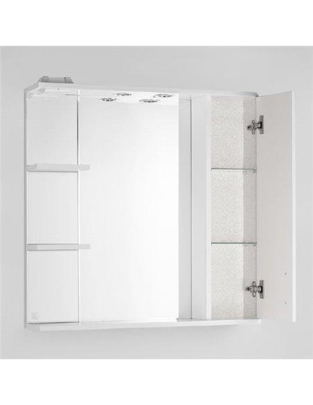 Style Line spoguļu skapītis Эко Фьюжн Панда 80/С - 2