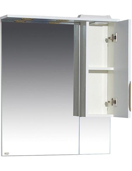 Misty spoguļu skapītis Престиж 80 R - 4