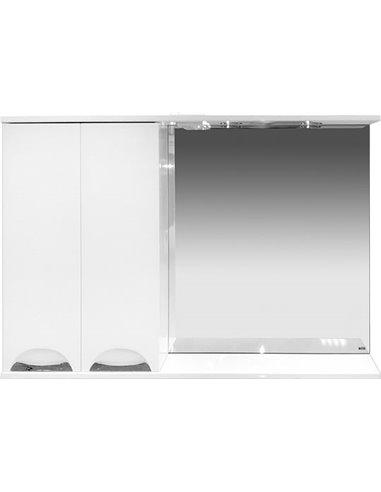 Misty spoguļu skapītis Куба 120 L - 1
