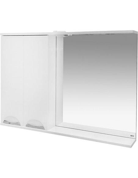 Misty spoguļu skapītis Куба 120 L - 3