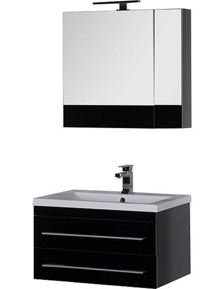 Aquanet spoguļu skapītis Верона 75 - 12