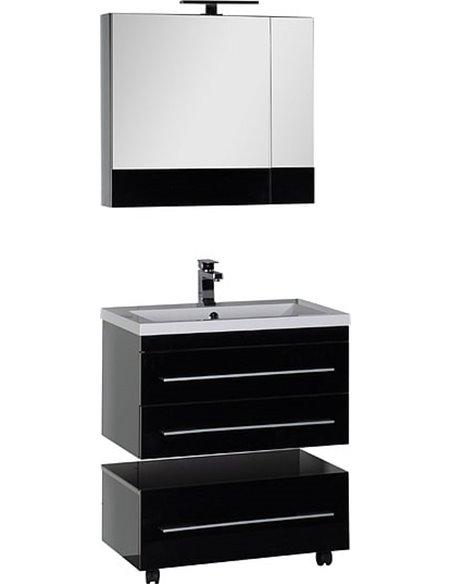 Aquanet spoguļu skapītis Верона 75 - 14