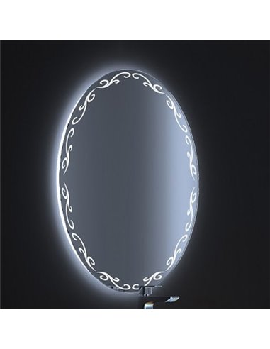 De Aqua spogulis Декор 7590 - 1